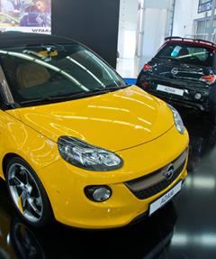 Opel Adam Usado